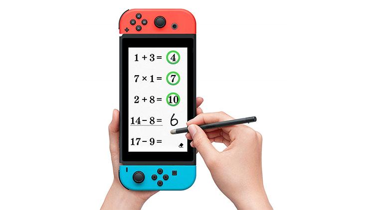 lápiz táctil para Nintendo Switch