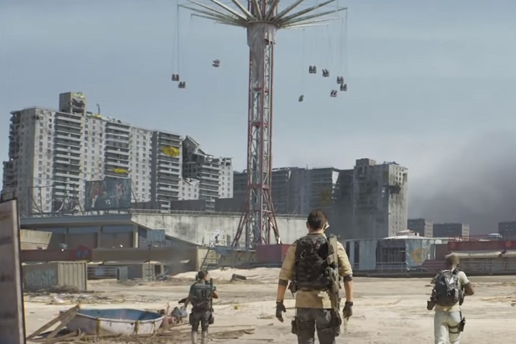 episodio 3 para The Division 2