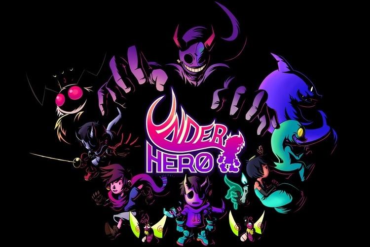 fecha de lanzamiento en consolas de Underhero