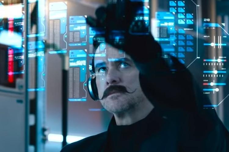 Jim Carrey habla sobre Robotnik