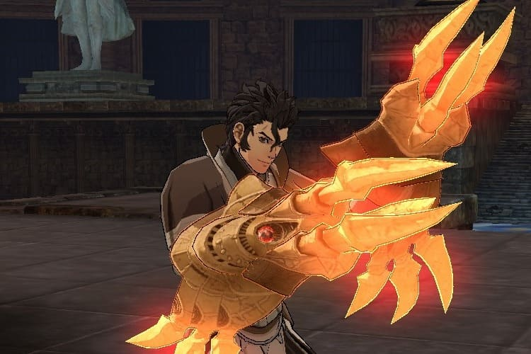 guardado en el DLC de Fire Emblem: Three Houses