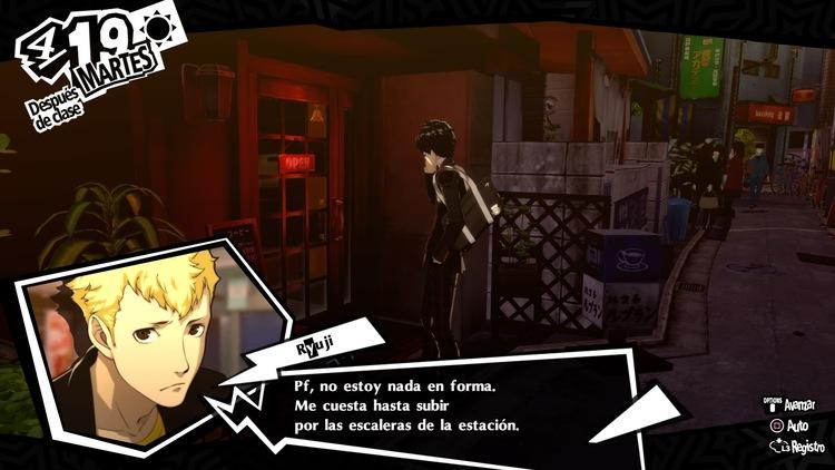 Análisis de Persona 5 Royal