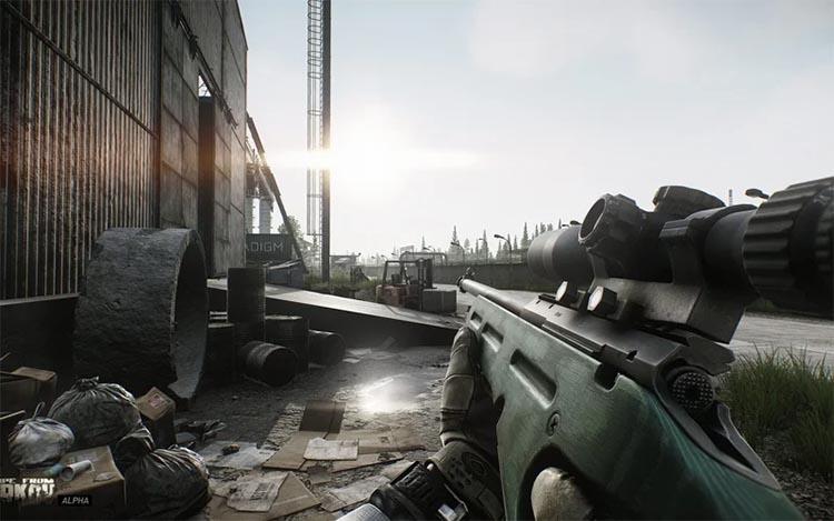 5 mejores armas para empezar en Escape from Tarkov