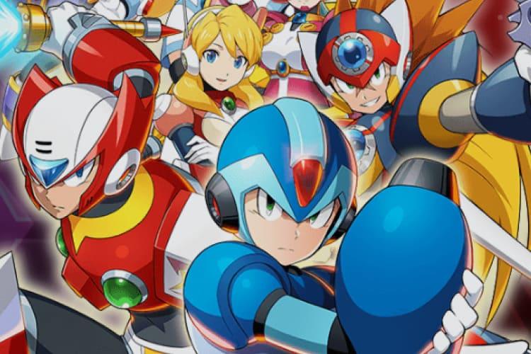 fecha de lanzamiento de Megaman X DiVE