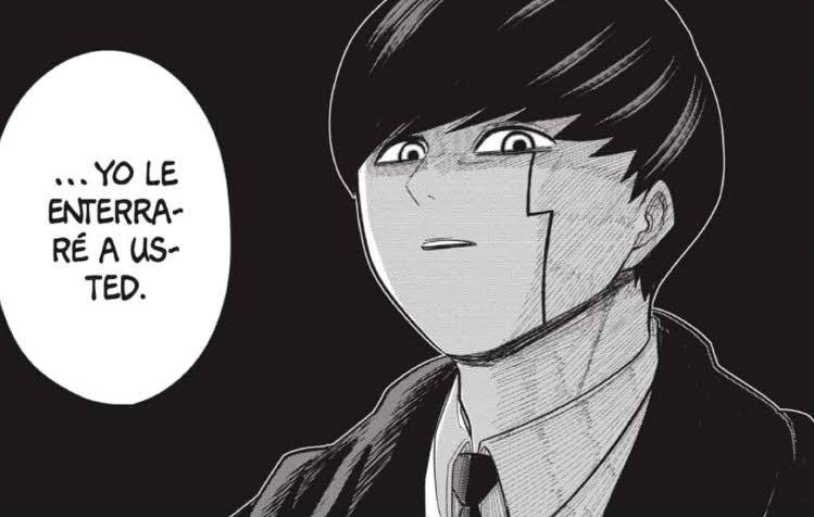 Manga Mashle 6 en castellano, Mash Vandead y las normas de la escuela