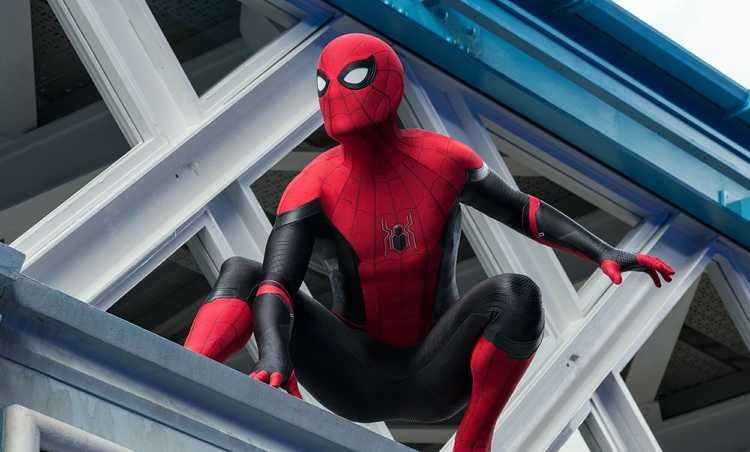 rodaje de Spider-Man 3 en julio