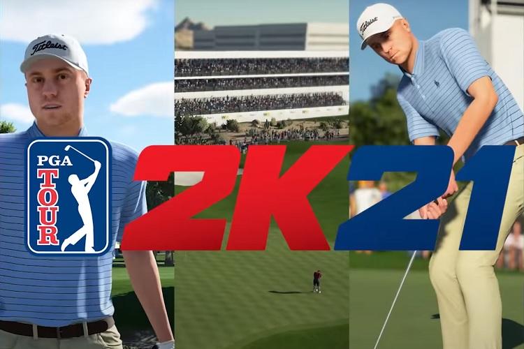 tráiler de PGA Tour 2K21