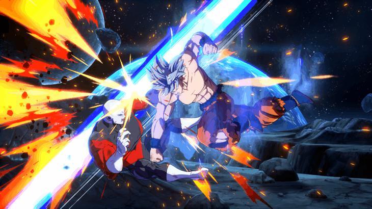 Guía de combos de Goku Ultra Instinto en Dragon Ball FighterZ