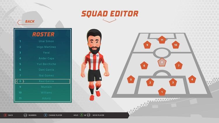 análisis de Super Soccer Blast