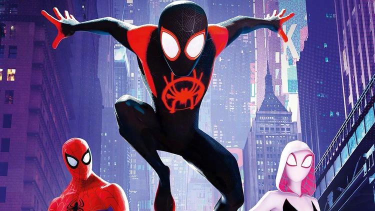 desarrollo de Spider-Man: Into the Spider-Verse 2