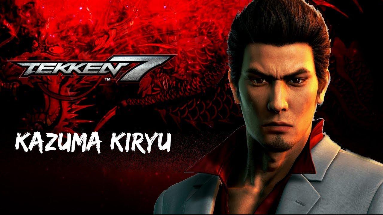 ¿Kazuma Kiryu en Tekken 7? Una imagen revive el rumor de su llegada