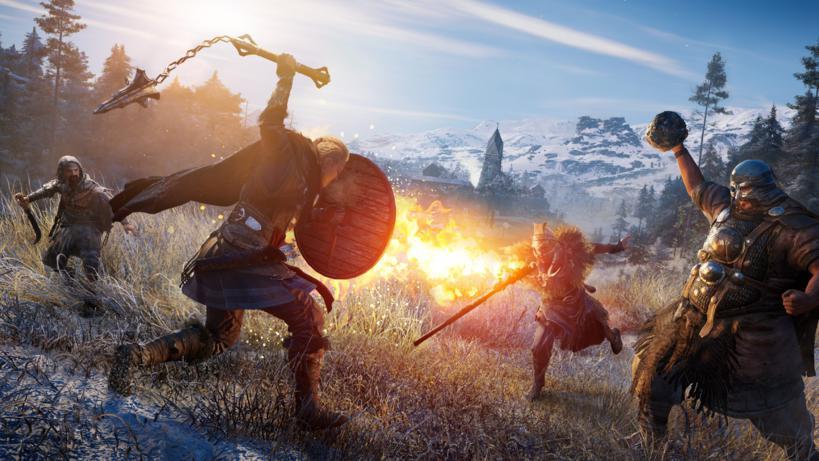 Lanzamiento Assassin's Creed Valhalla
