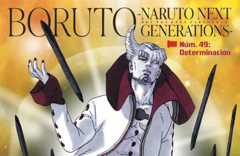 """Disponible el manga Boruto 49 en castellano, """"Determinación"""""""