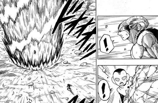 Moro vs Goku