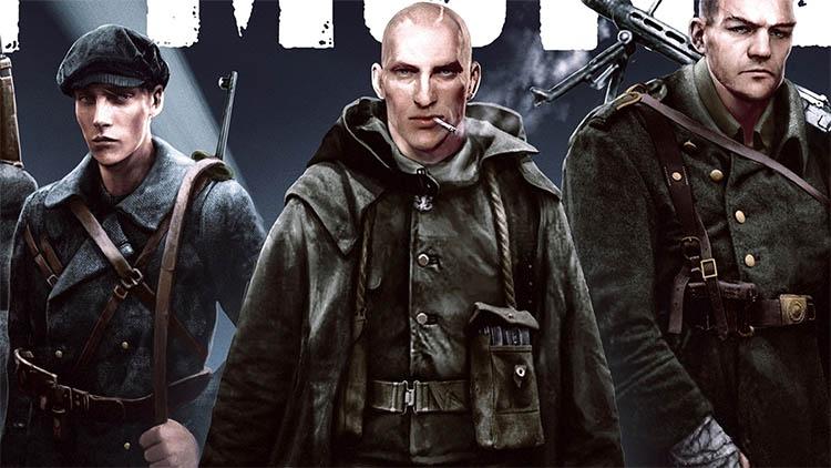 gameplay de War Mongrels