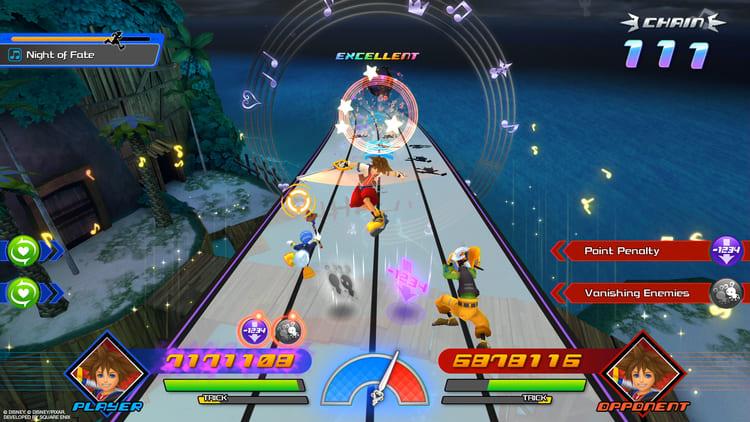 Primeras impresiones de Kingdom Hearts Melody of Memory