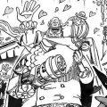 Manga One Piece 993, primeras imágenes y filtraciones