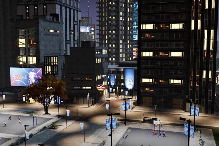 Ciudad de NBA 2K21
