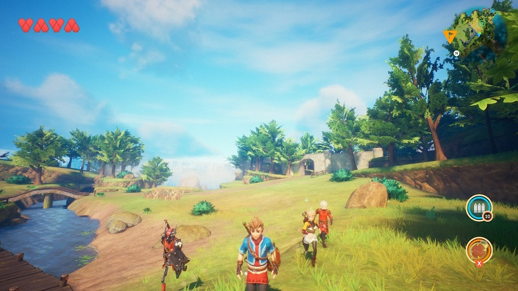 análisis Oceanhorn 2 Knights of the Lost Realm