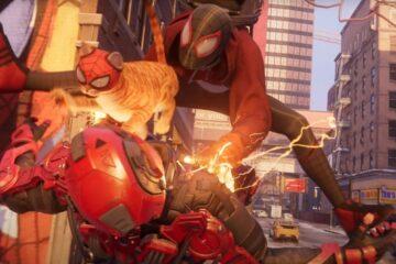 tráiler de lanzamiento de Marvel's Spider-Man: Miles Morales