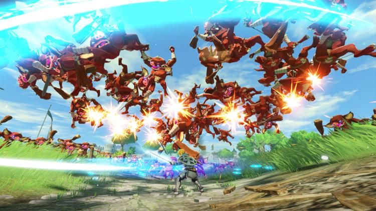 Análisis de Hyrule Warriors: La era del cataclismo