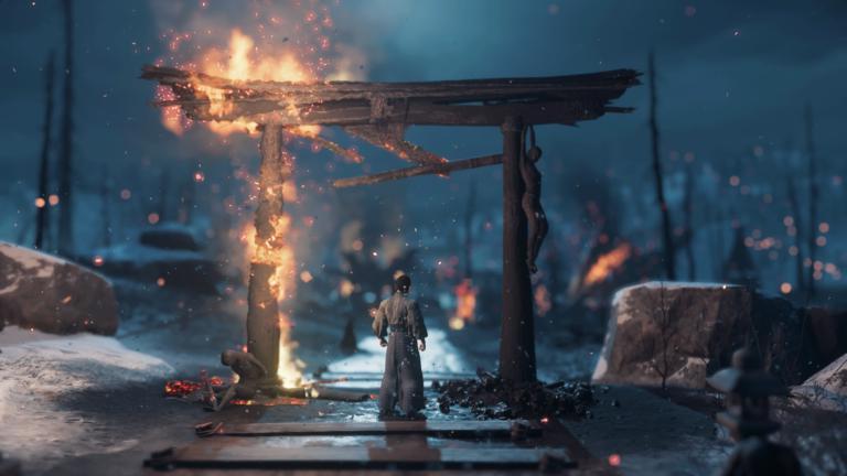Ghost of Tsushima se lleva el GOTY 2020 a mejor dirección de arte