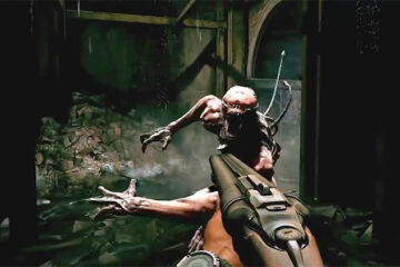 gameplay de DOOM 4