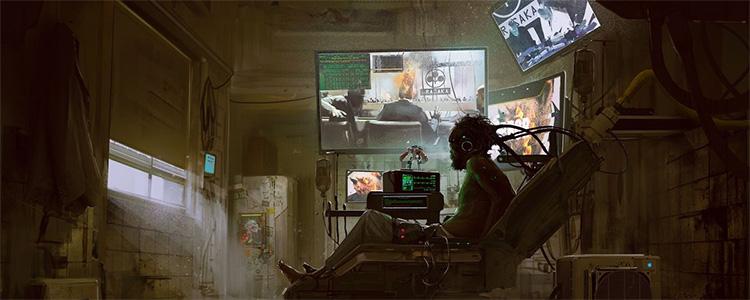 4º guerra corporativa en Cyberpunk 2077