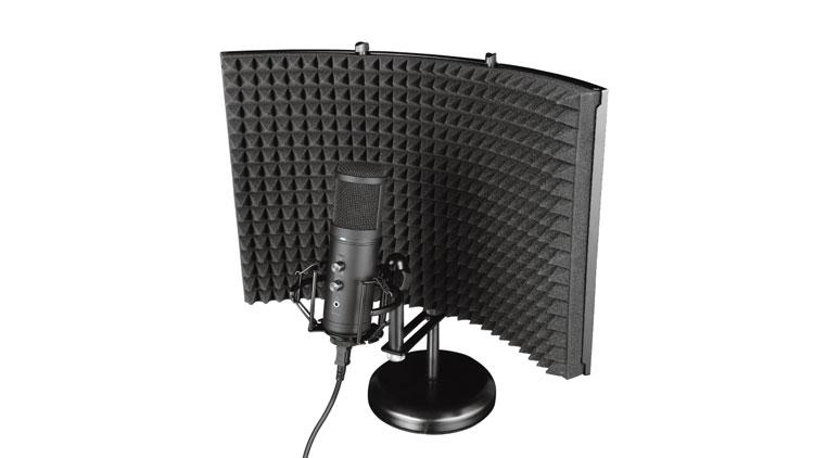 micrófono trust