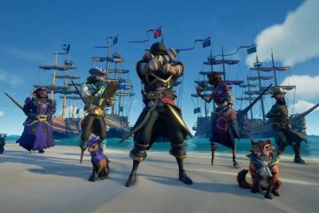 Sea of Thieves a 120 fps