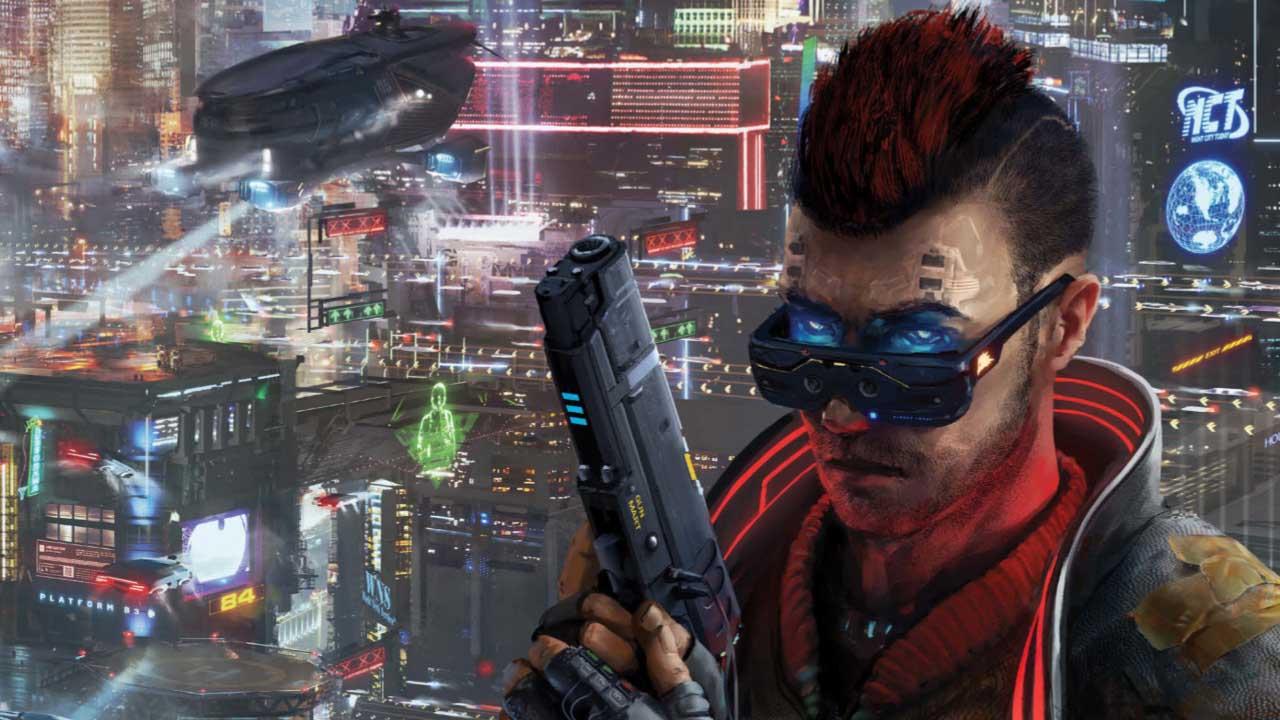 todo el lore de cyberpunk 2077
