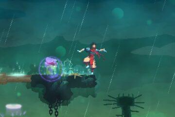 fecha del DLC Fatal Falls de Dead Cells