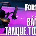 Fortnite localización Tanque Tóxico Acumulaciones Airadas