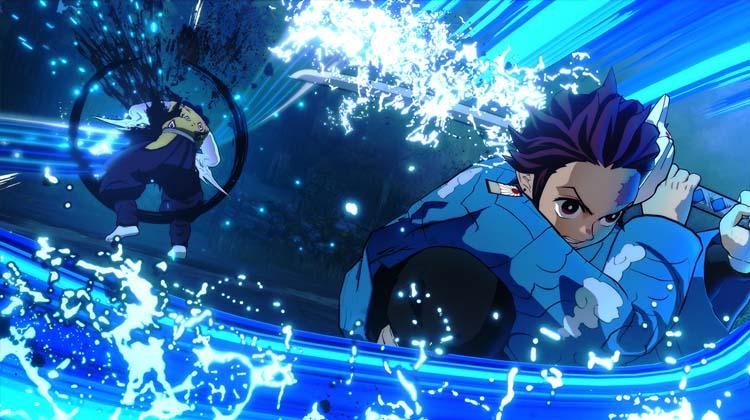 videojuego de Kimetsu no Yaiba