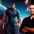 Henry Cavill en Mass Effect