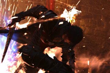 Acción en Final Fantasy XVI
