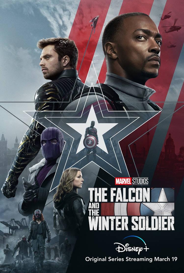 fecha de estreno de Falcon y el Soldado de Invierno