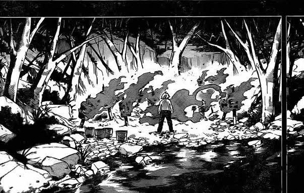 Leer manga My Hero Academia 302 en castellano y GRATIS