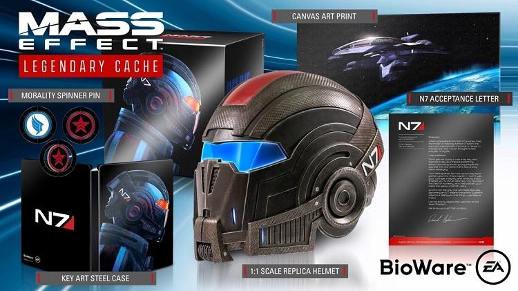 tráiler de Mass Effect Legendary Edition