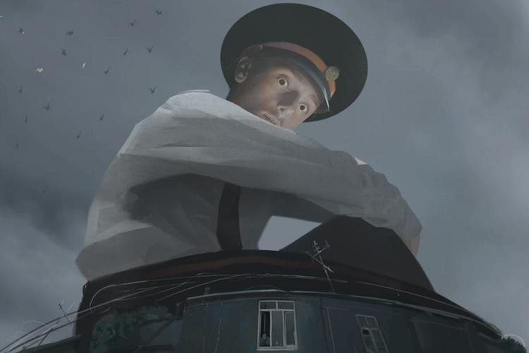 gameplay de Militsioner