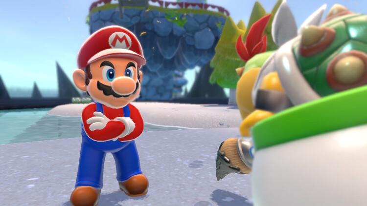 Análisis de Super Mario 3D World + Bowser's Fury analizando los sucesos