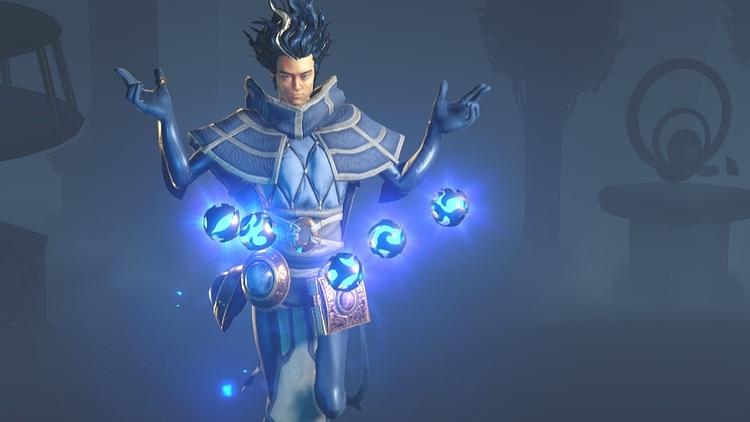 Beta abierta de Magic: Legends