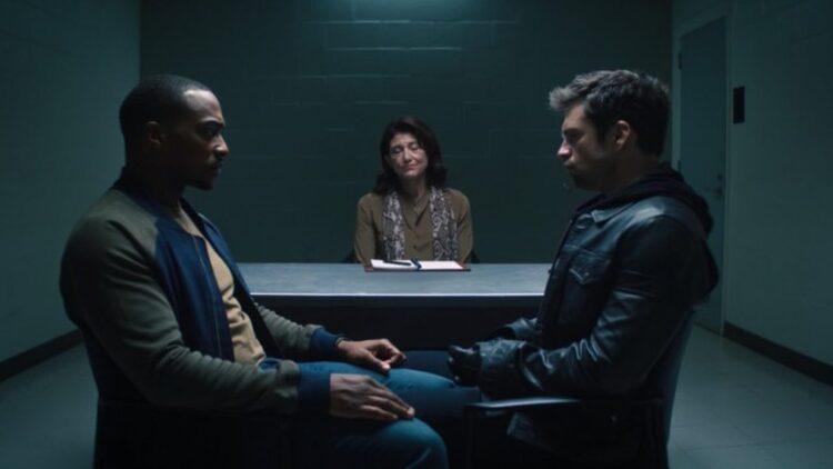 Critica de Falcon y el Soldado de Invierno 1x02 01 terapia de choque