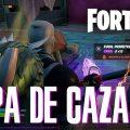 Fortnite Temporada 6 crear capa de cazador