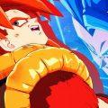 Gogeta SSJ4 Dragon Ball FighterZ