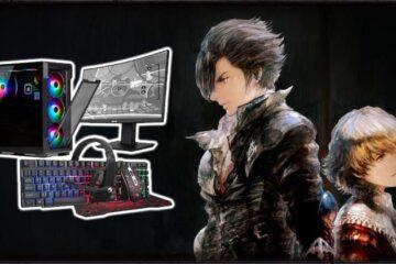 Final Fantasy XVI en PC
