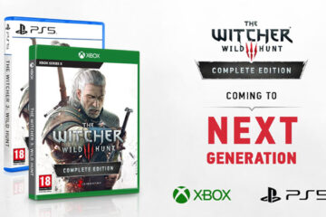 The Witcher 3 para PlayStation 5 y Series