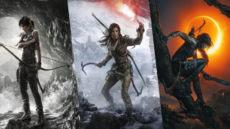 anuncio de Tomb Raider Definitive Survivor Trilogy