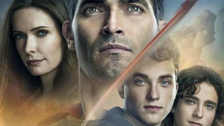 segunda temporada de superman y lois