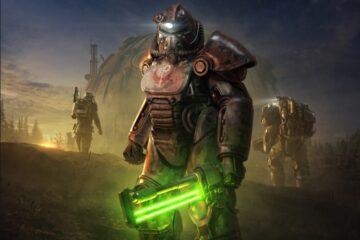 actualización Cargado y a Punto para Fallout 76